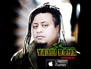 Cd Cover design, Yaddi Bojia Feat. Ire