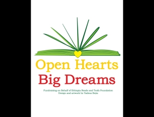Open Hearts Big Dreams Brand design